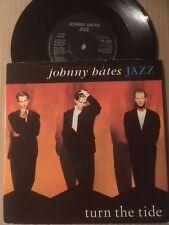 "JOHNNY HATES JAZZ 7"" - TURN THE TIDE / BREAKING POINT - VIRGIN VS1205"
