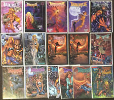 16 Darkchylde Randy Queen 98 Preview, Maximum Press, Diary,Remastered 1 2 3 4 5