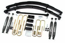 """Ford Excursion 6"""" Lift Kit 2000-2005 Gas Diesel 4WD Zone Offroad #F3"""