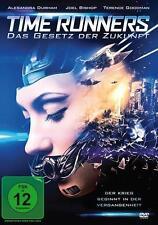 Time Runners -  Das Gesetz der Zukunft (2015) DVD NEU & OVP