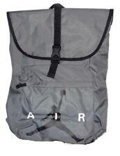Nike Air Jordan Backpack Color Dark Gray & Black NWT Mesh