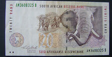 Zuid Afrika South Africa 20 Rand 1993 banknote