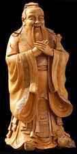 Chinese Philisopher Confucius Statue Sculpture Replica Reproduction