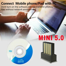 Mini Wireless USB Bluetooth 5.0 Adapter Dongle Receiver For PC Laptop Connector