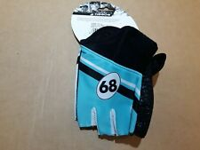 Assos gloves summer road mitts Large L Green NEW
