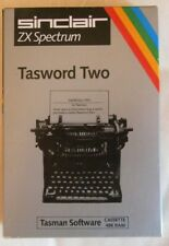 SINCLAIR ZX SPECTRUM TASWORD TWO NUOVO