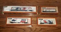 Lot of 4 TYCO vtg HO scale TRAIN SET Diesel Alco Century 430 Spirit of '76 #244