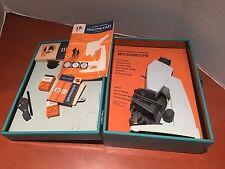 Lionel Microscope In the Metal Case Vintage Original Lionel Corporation (T5)