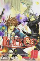 Black Cat Volume 19 (Black Cat (Viz)): As a Sweeper by Kentaro Yabuki Paperback