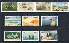 Maldive Is 1990 Anniversary of WW II SG 1406/15 MNH