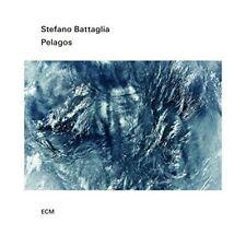 Stefano Battaglia - Pelagos [CD]