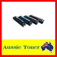 4x HP CE320A CE321A CE322A CE323A CE320 Toner Cartridge