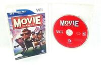 NINTENDO Wii 20 PARTY MOVIE BLOCKBUSTER GAMES By FAMILY FEST RATED E UBISOFT