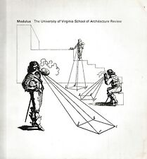 Modulus - The University of Virginia School of Architecture Review