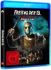FREITAG DER 13. - KILLER CUT (Blu-ray) NEU/OVP