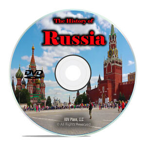 The Library of Russia, USSR Soviet Union, 150 Classic Books Russian Life DVD I08