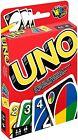 GDT Boardgame - UNO Gioco di Carte - Get Wild Uno - Mattel - NUOVO