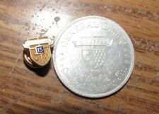Vintage General Tire Company Token & Employees 15 year 10k Gold Pin