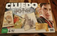 CLUEDO HARRY POTTER EDITION DISCOVER THE SECRETS OF HOGWARTS COMPLETE 2008