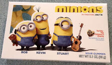 MINIONS sour gummies candy Despicable Me spinoff