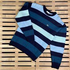 Mens Wool Sweater Lacoste Vintage Size L