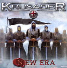 Krusader - New Era Brazilian Symphonic Power Metal Digipack