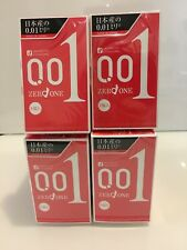 Okamoto 0.01 3's Pack PU condom