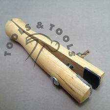 RING CLAMP JEWELERS SINGLE END HOLDER JEWELRY MAKING HAND TOOL LEATHER LINED JAW