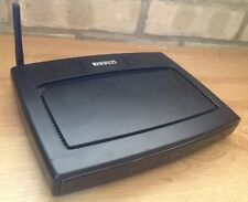 Vintage Pirelli Wireless Broadband Router Internet P.RG A4201G A-000-11A4-AY Old