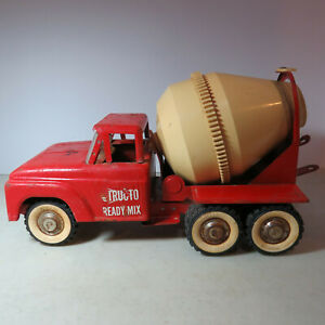 Structo Ford Ready Mix Cement Mixer STO-MN-222-G
