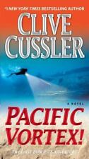 Pacific Vortex!: A Novel by Cussler, Clive, Good Book
