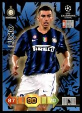 Panini Adrenalyn XL UEFA Champions League 2010/2011 Inter Milan Lucio
