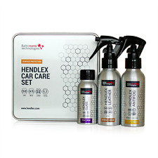 Waterproof Resistant Car Care Set Nano Coating For Car Shine and Protect Hendlex