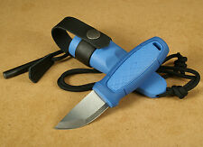 Morakniv Eldris Blue Neck Knife Kit Taschenmesser Outdoormesser Survival R81
