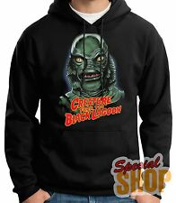 "SUDADERA CON CAPUCHA""CREATURE FROM THE BLACK LAGOON-MOVIE""HOODIE-ENVIO 24/72h."