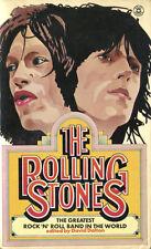 The Rolling Stones - A Star Book 1975 - Livre en anglais, TTBE
