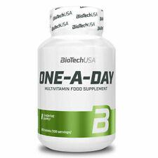 Biotech One a Day 100 cpr. Multivitaminico Multiminerale completo Alto Dosaggio