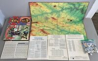 1977 Gettysburg War Battle Board Game by Avalon Hill 100% Complete! Confederate