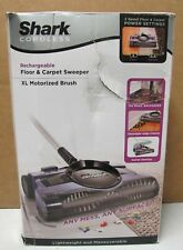 Shark 13-Inch Rechargeable Cordless Carpet Sweeper V2950 Used