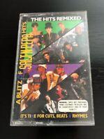 A Blitz of Salt-N-Pepa Hits REMIXED Cassette Tape Hip Hop Rap 45 King Push It