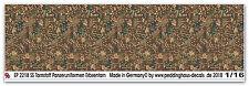 Peddinghaus 2218 1/16 SS Camouflage fabric Panzer uniforms Erbsentarn