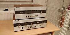 Leak Delta 30 Stereo Integrated Amplifier + Leak Delta FM Tuner