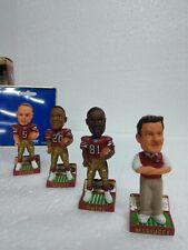NFL 49ERS MINI SET Bobblehead