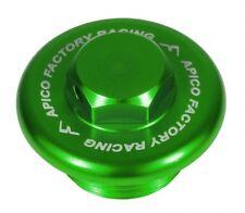 APICO OIL FILL PLUG GREEN KAWASAKI KX250 90-04 KX500 90-04