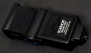 Rokinon 3000MD Multi-Dedicated Flash for Most Brands of 35mm Film SLR Cameras