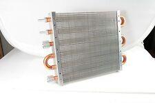 """Dual Circuit Cooler 6 passes 10 1/2"""" x 15"""" x 1 1/2"""" Flex-a-lite 462613"""