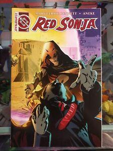 RED SONJA VOL 3 #1 JESSE JAMES COMICS EXCEED EXCLUSIVE DYNAMITE COMIC BOOK NM