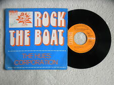 """45T 7"""" THE HUES CORPORATION """"Rock The Boat"""" RCA VICTOR APBO 0232 FRANCE §"""