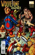 Wolverine: Weapon X #15 Deathlok Comic Book - Marvel