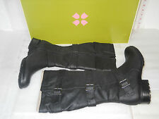 Naturalizer New Womens Caro Black Smooth Boots 5.5  M Shoes